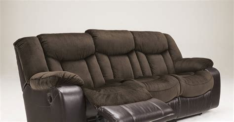 faux leather recliner sofa where is the best place to buy recliner sofa ashley faux