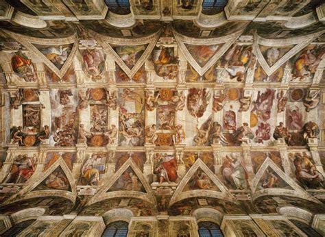 Sistine Chapel Ceiling Images by Clementoni Sistine Chapel M Angelo 1000pc Jigsaw Puzzle