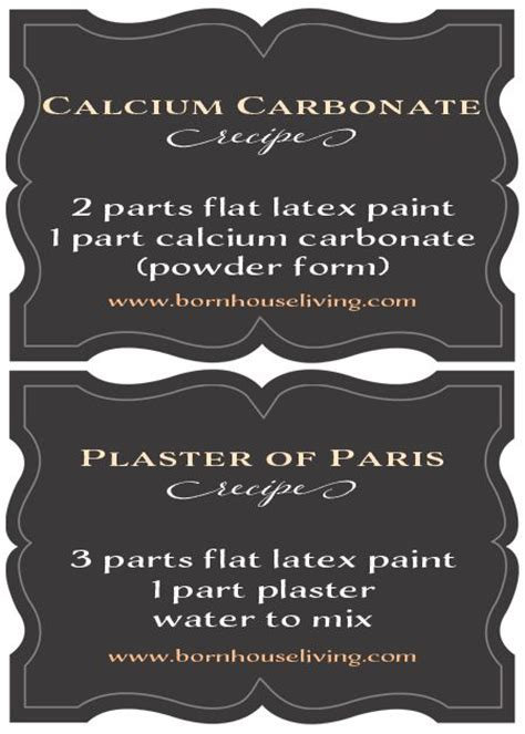 chalk paint recipe calcium carbonate 1000 images about all things paint on miss