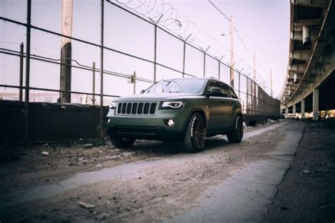 matte green jeep grand 1c4rjfag1dc583881 matte army green 2013 jeep grand