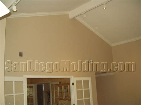 vaulted ceiling molding san diego molding vaulted ceilings