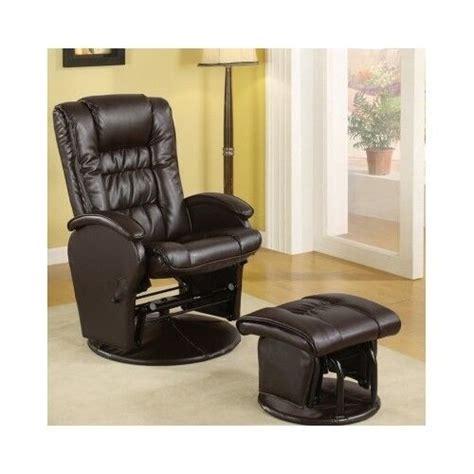 reclining rocking chair nursery brown rocker chair swivel recliner ottoman nursery baby