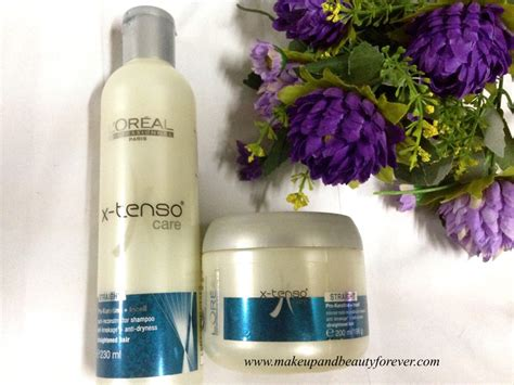 Loreal X Tenso Serum l oreal professionnel x tenso care nutri reconstructor shoo review