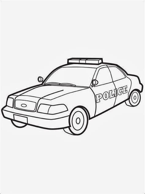 Polizeiauto Zum Malen by Malvorlagen Gratis Malvorlagen Polizeiauto