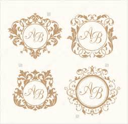 Free Template Ai by Wedding Logo Template 90 Free Psd Eps Ai Illustrator