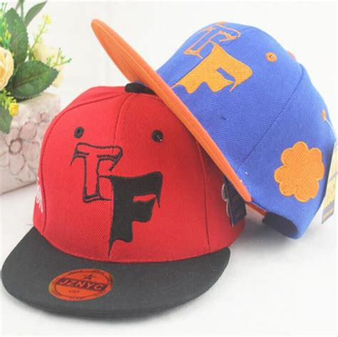 t15015 clover summer caps for boys top flat hats