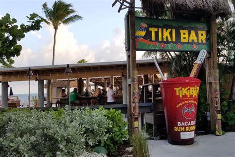 Tiki Bar Islamorada Isle S Tiki Bar Reopens After Almost A Year
