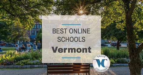 Mba Programs In Vermont by Top 10 Best Colleges In Vermont Value Colleges