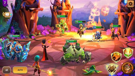 magic battle rpg   android apk