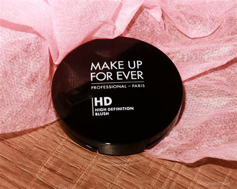 Makeup Forever Hd Blush review makeup forever hd blush creme 320