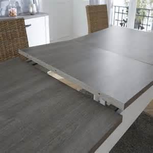 Beau Revetement Murale Salle De Bain #4: table-de-salle-_-manger-avec-allonge-longueur-maximale-230cm-marquis-237950-2.jpg
