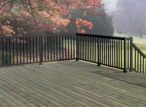 aluminum deck railing systems san francisco to new york great railing inc williamstown new jersey proview