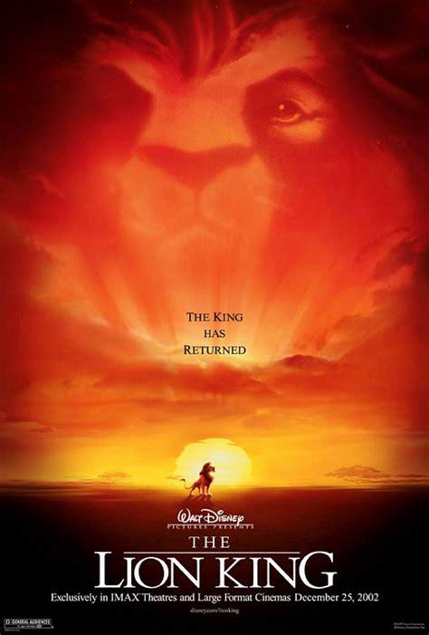 english film lion king the lion king 187 masculinity movies com