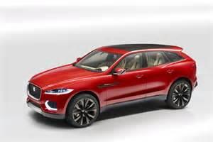 Jaguar 4x4 Review Jaguar F Pace Suv 2016 And C X17 Concept Pictures Auto