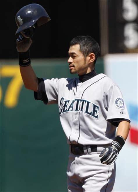 What Position Does Ichiro Suzuki Play Michael Ichiro Suzuki Japanese Baseball Player