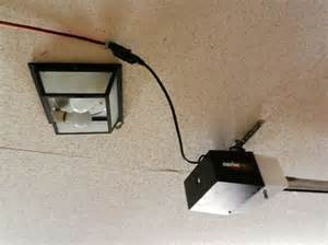 Garage Door Opener Extension Cord What Are The Most Common Homeowner Electrical Wiring Mistakes