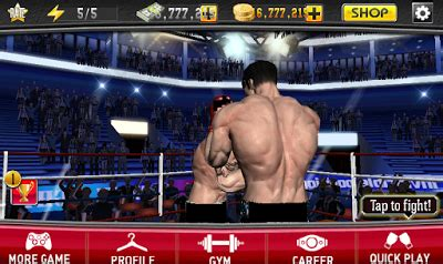 mod game punch boxing punch boxing 3d 1 0 9 mod apk unlimited gold money