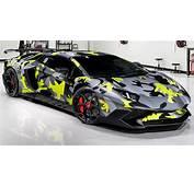 Novitec Torado Aventador SV Sports CamoBull Wrap W/Video