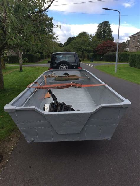 boat trailers for sale on gumtree aluminium boat trailer in helensburgh argyll and bute