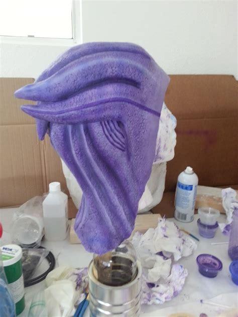 latex headpiece tutorial 14 best vire larp costume prop ideas images on