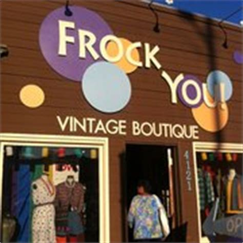 frock you vintage clothing park san diego ca yelp