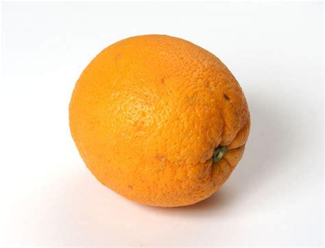one orange