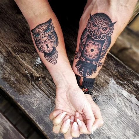 his and hers tattoo ideas 120 cutest his and hers ideas make your bond stronger