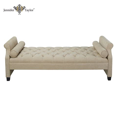 fabric covered bench international classical fabric bedroom bench buy bedroom
