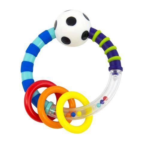 Grosir Rattle Ring Mainan Rattle Bayi sassy ring rattle mainan bayi bisa bersuara mudah dipegang
