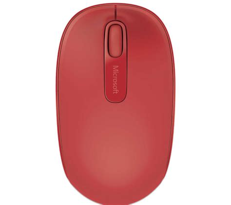Microsoft Mouse 1850 microsoft 1850 wireless mobile optical mouse deals pc world
