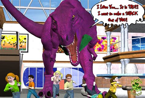 playground attack of the gurgle bots books tyrannosaurus rex tv tropes