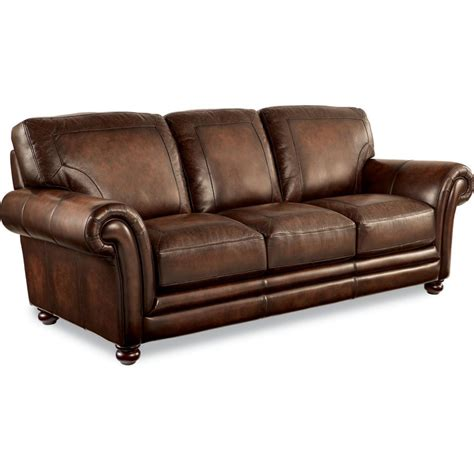 lazboy couch la z boy 805 william sofa discount furniture at hickory