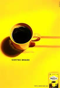 Best Coffee Cup brazil coffee quot coffee brake quot print ad by ddb helsinki