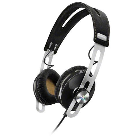 sennheiser momentum headphones sennheiser momentum m2 on ear headphones in black m2oei g