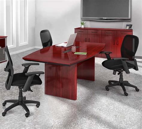 conference table for 6 ship wood boat shaped conference tables 6 table