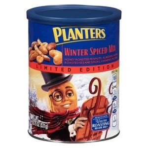 Planters Mixed Nuts Coupon by Planters Flavored Nuts 1 10 At Walmart