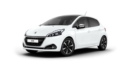 Active Design And Allure Premium Join Peugeot 208's UK Family carscoops.com