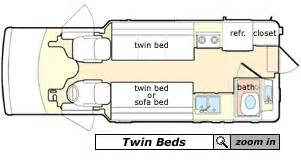 fretz rv chinook premier floor plans