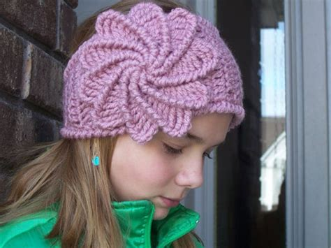 crochet flower headband pattern crochet and knit crochet headband pattern crochet and knit