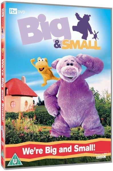 big small vol 1 dvd zavvi