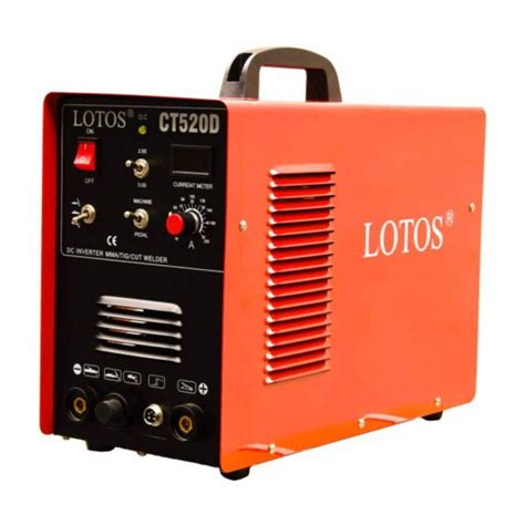 Lotus 3in1 lotos 50 plasma cutter 200 tig stick welder 3 in