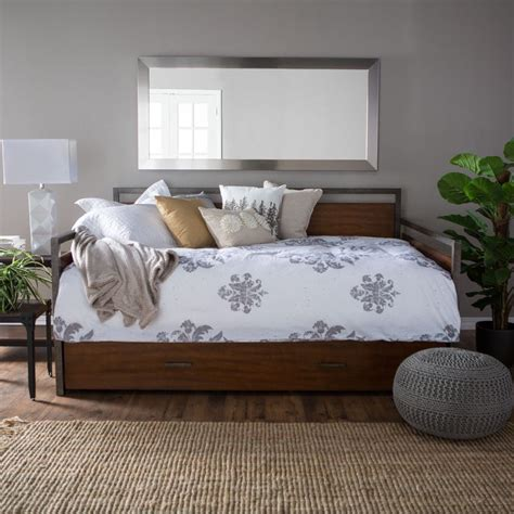 full size daybed  storage woodworking projects plans
