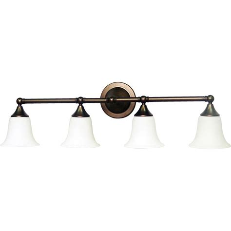 4 light vanity light bronze volume lighting 4 light florence bronze bath and vanity