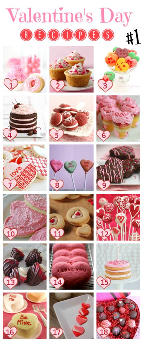 s day recipes desserts and treats a