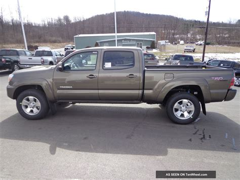 tacoma long bed toyota tacoma double cab long bed manual