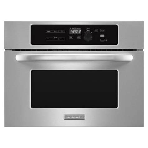 Kitchenaid Kbms1454bss 24 Quot Built In Microwave Oven 1 4