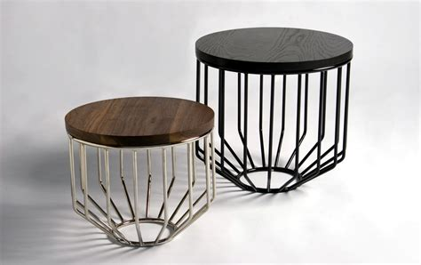 side table design phase design reza feiz designer wired side table