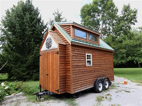 tiny houses cincinnati tiny homes in greater cincinnati living small in a big