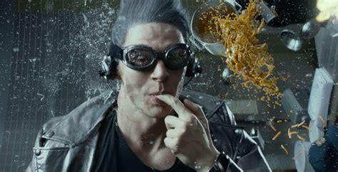 quicksilver film xmen x men apocalypse quicksilver scene revealed