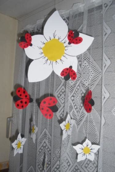 Frühling Fensterdeko by Fensterdekoration Basteln Fr 195 188 Hling